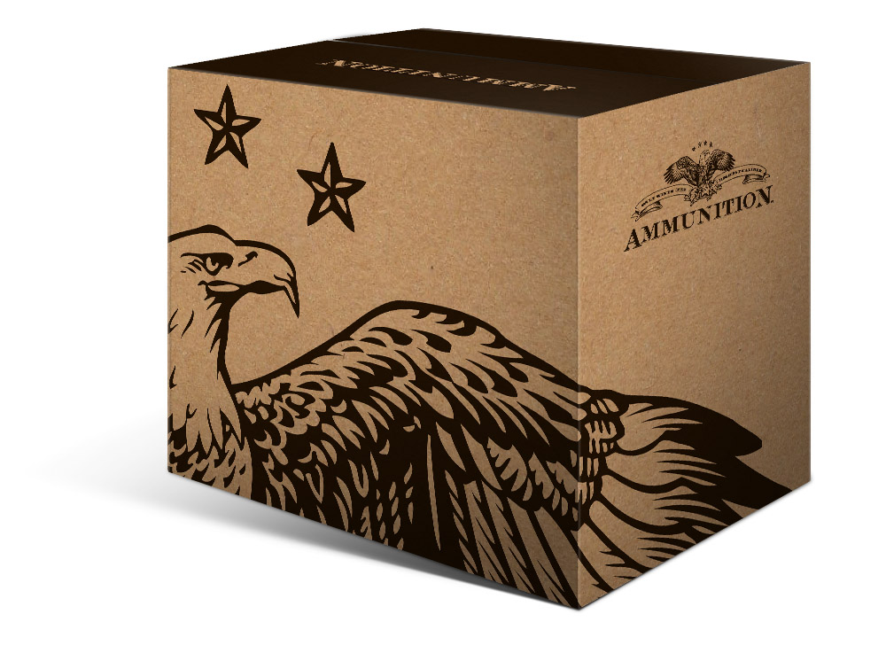 Ammunition Wine Box