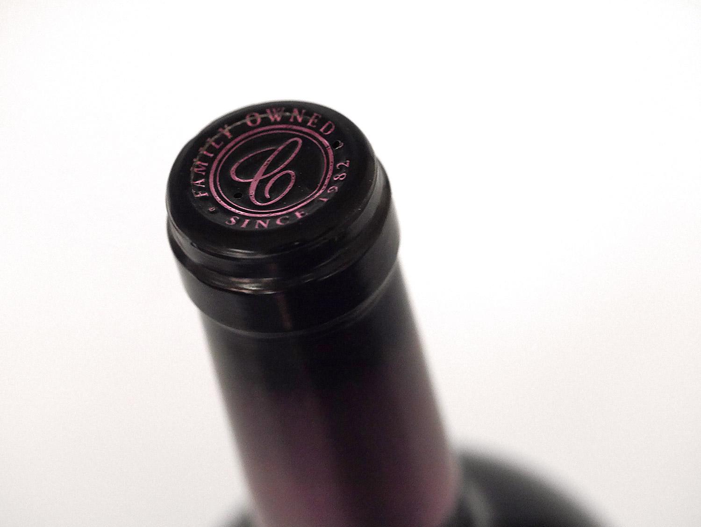 Cashmere Wine Capsule Design