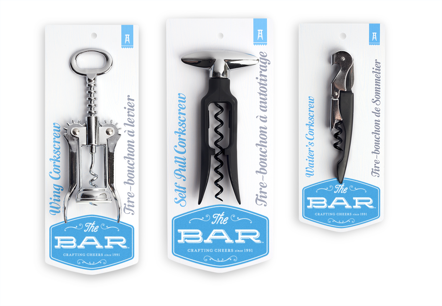 The Bar Corkscrews