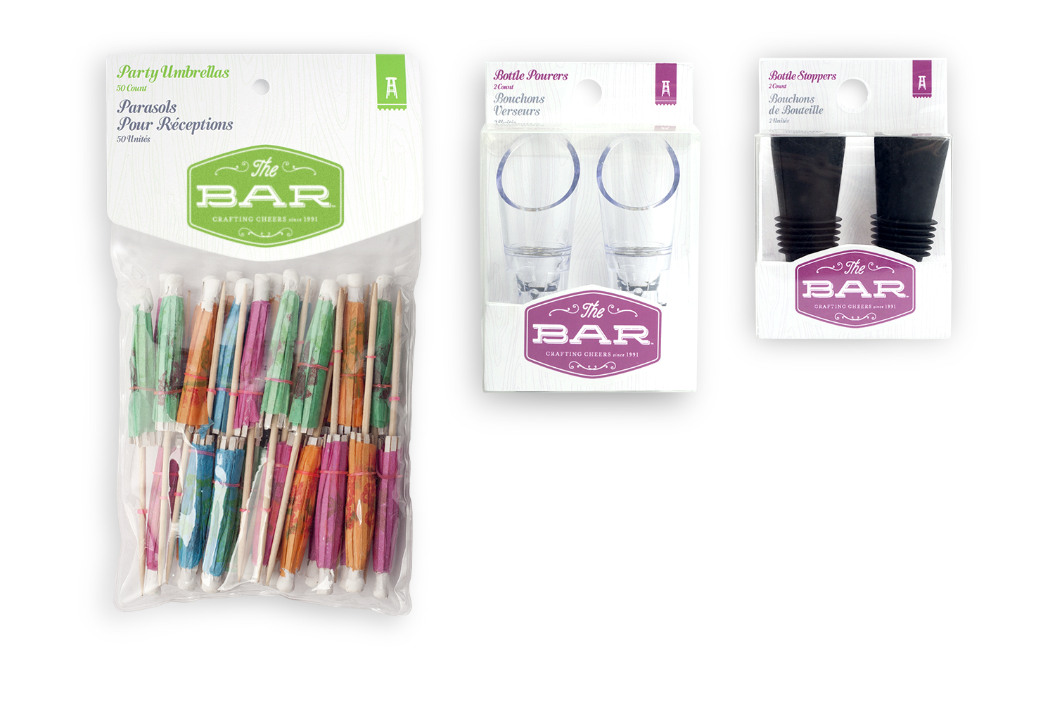 The Bar Drinkware Accessories
