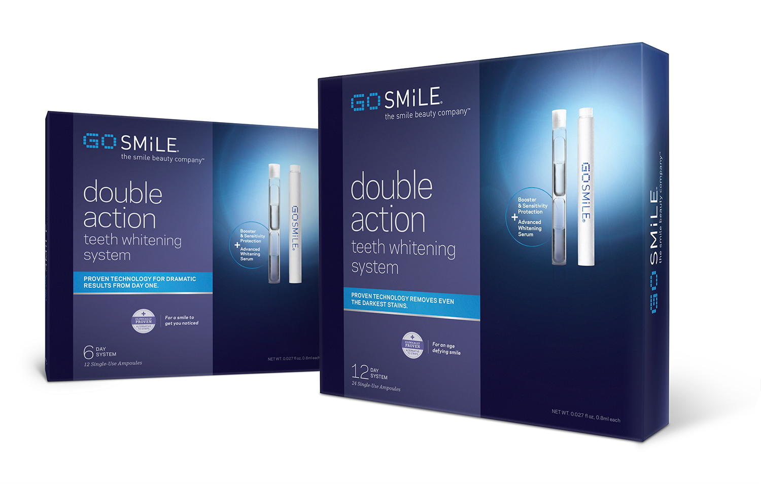 GO SMiLE Double Action Whitening System
