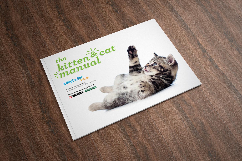 Adopt-A-Pet.com Kitty Manual Design