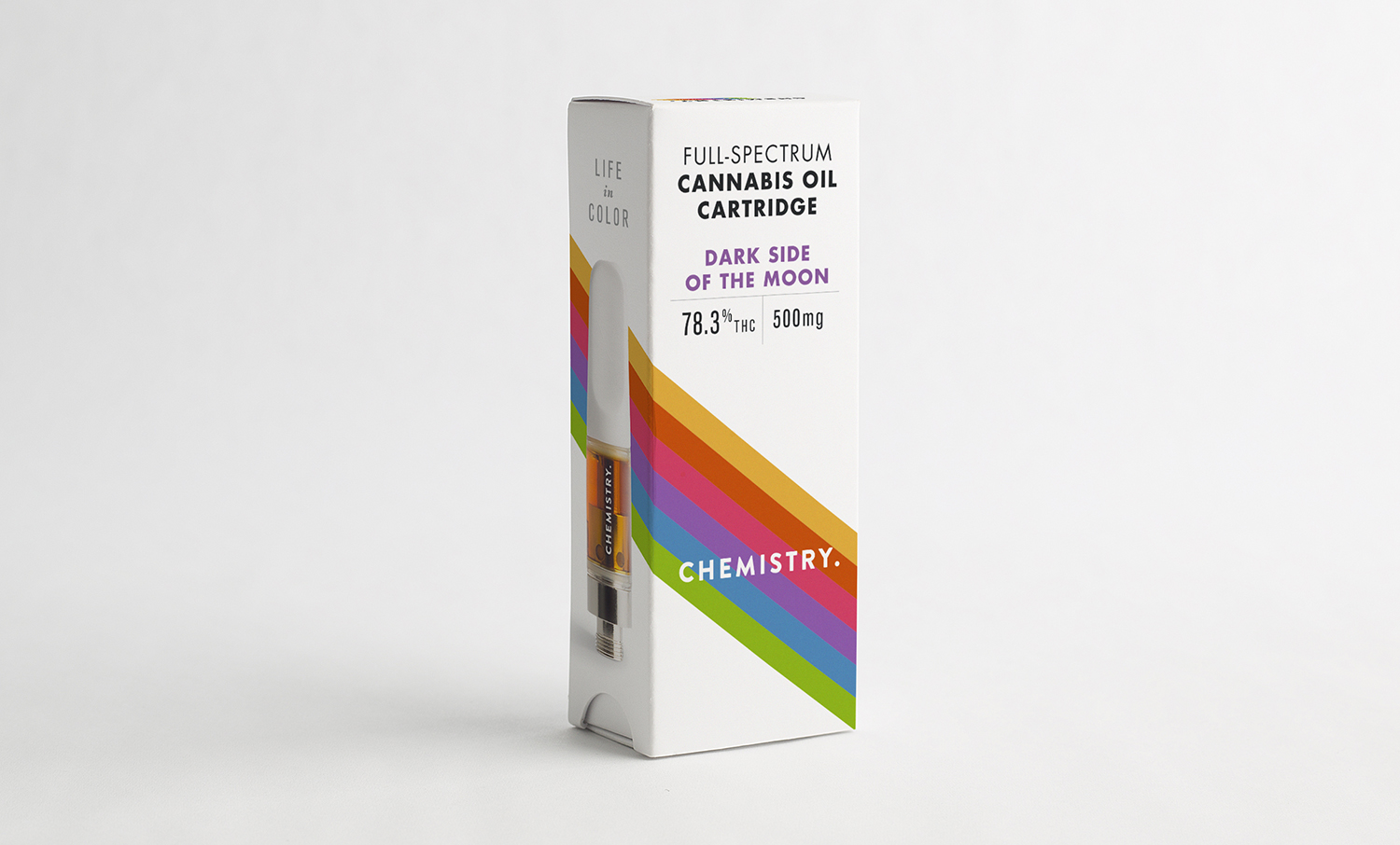 Chemistry Dark Side of the Moon Cannabis Vape Cartridge