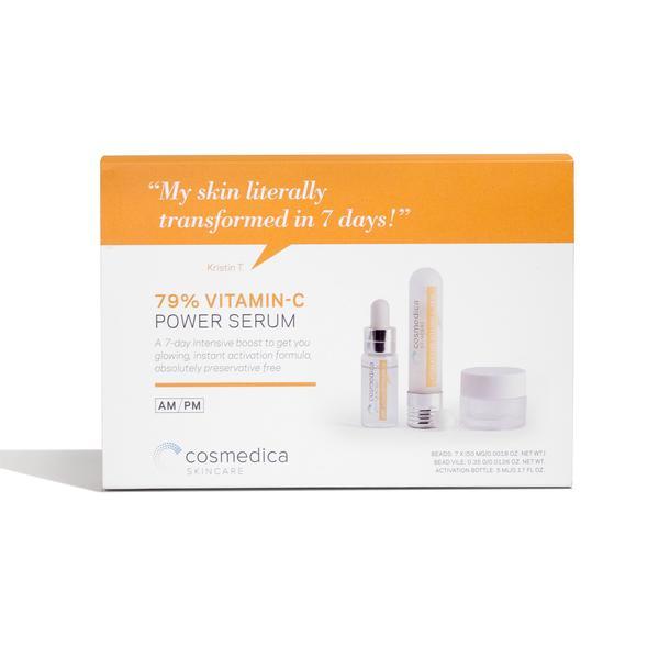 Cosmedica Skincare Vitamin C Super Serum Packaging Box