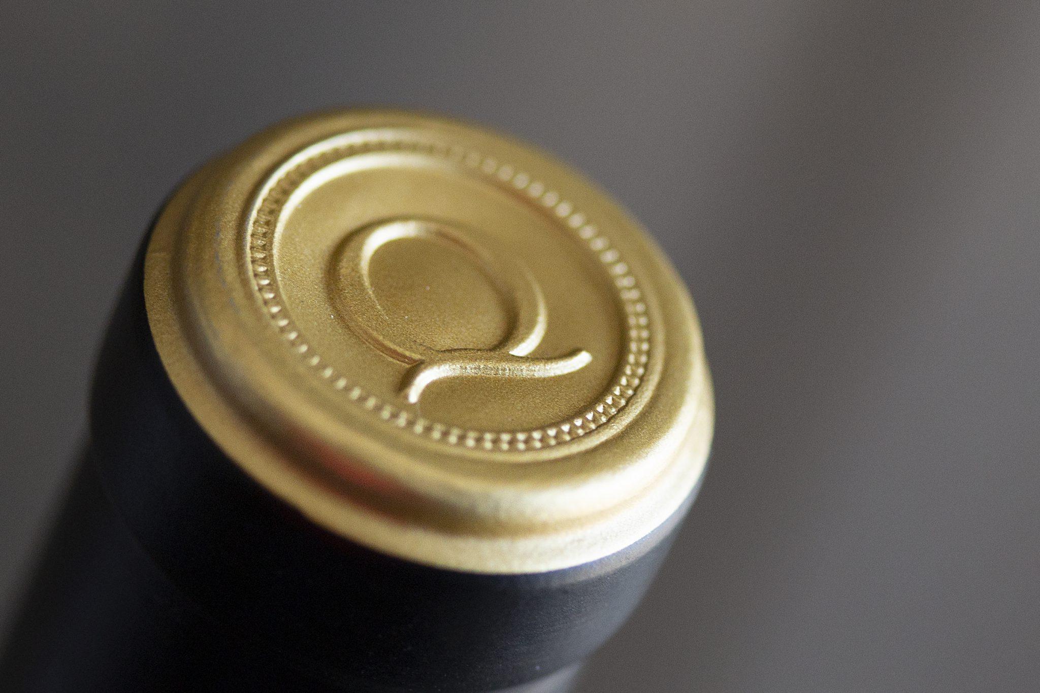 Black Boar by Quivira Wine Capsules
