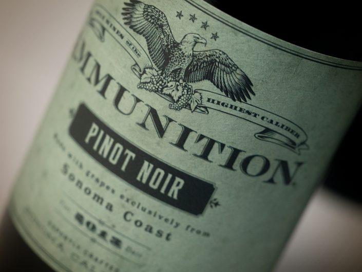 Ammunition Wines